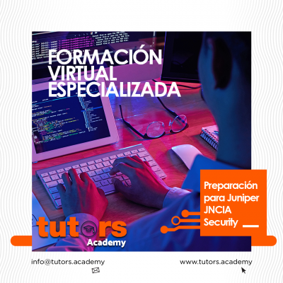 Preparación JNCIA-Security (Capacitación)